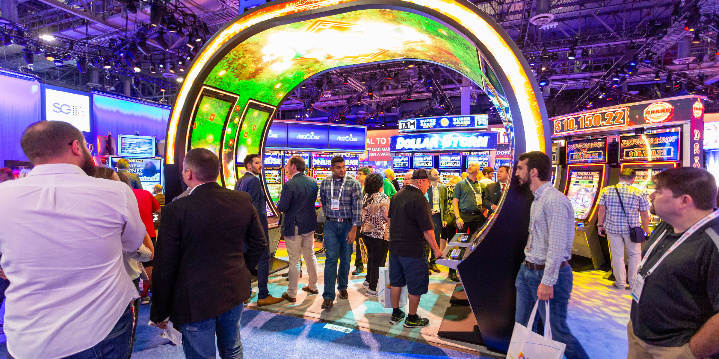 Global Gaming Expo 2021